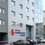 Spitalul Euroclinic e la fel ca orice spital de stat. Adică mizerabil.