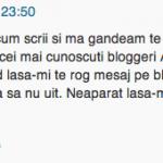 Cineva comenteaza in numele meu pe bloguri