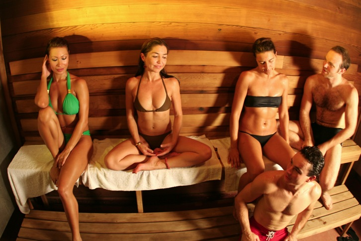 sauna worldclass