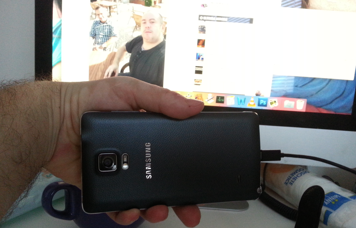 samsung galaxy note 4.3