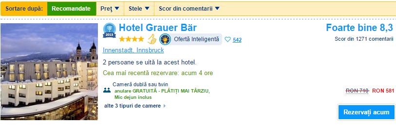 Booking.com  hoteluri de 4 stele înAlpii Austrieci. Rezervaţi vă camera acum