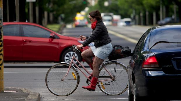 biciclisti idioti