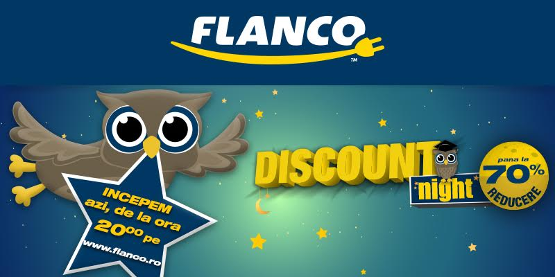 flanco discout night