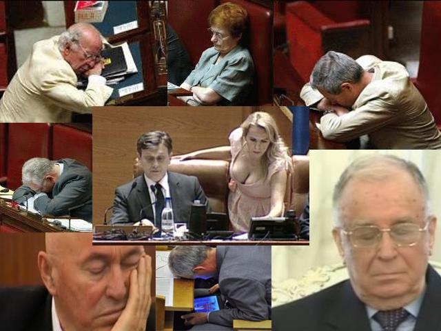 parlamentari-dormind