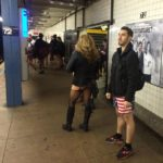 no pants subway ride (6)