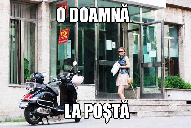 O-DOAMNA-LA-POSTA