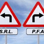 PFA versus SRL