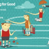 Conferința  Connecting for good – Fundația Vodafone România