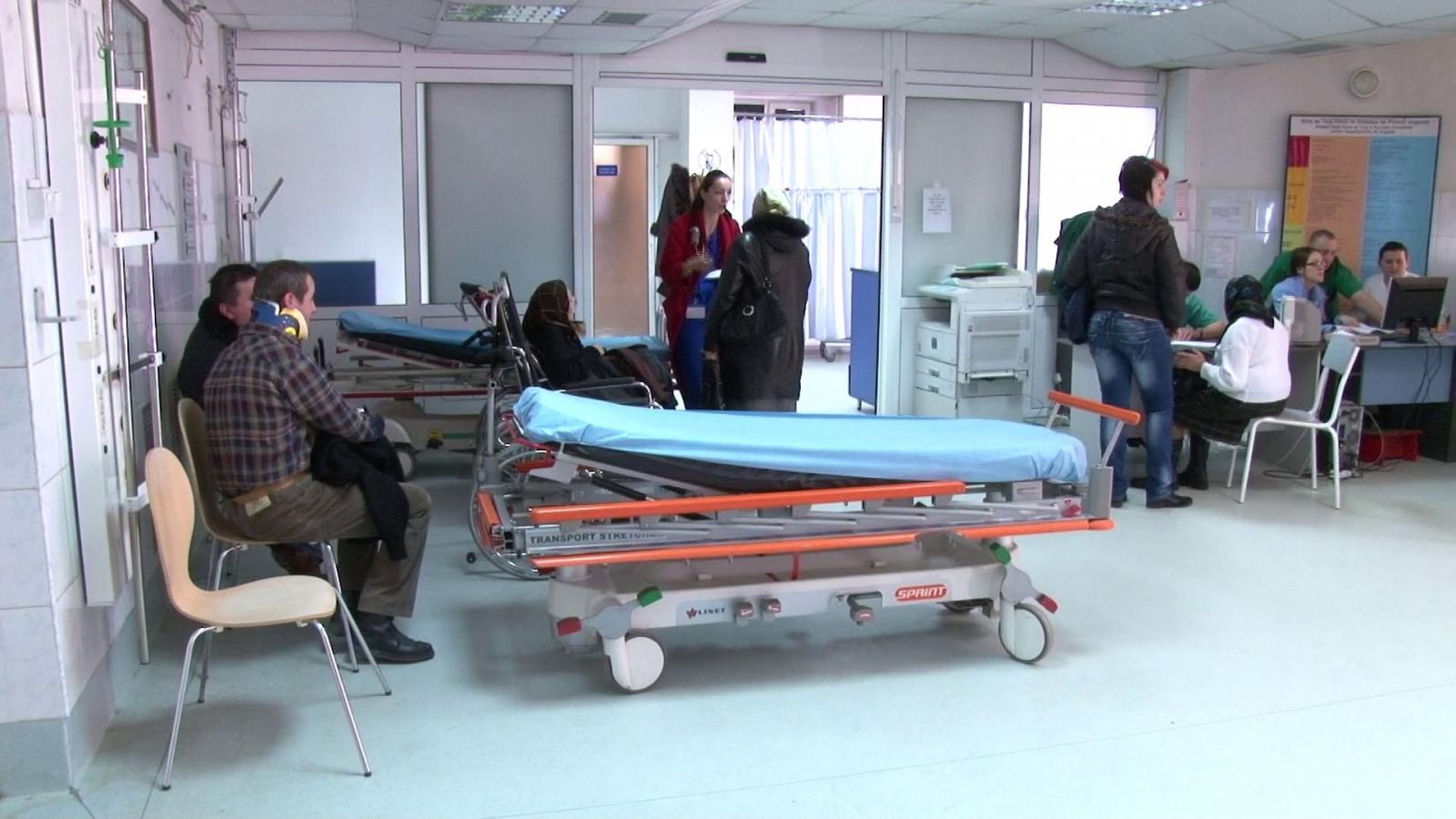 oameni spitale