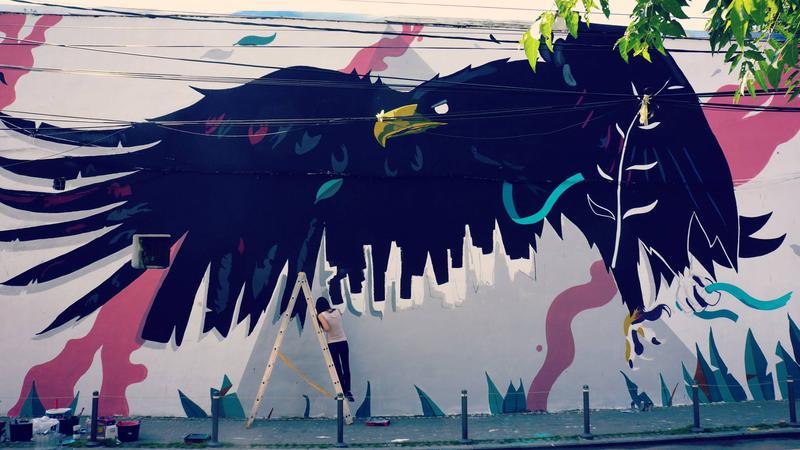 desenele-murale-zidul-strada-verona