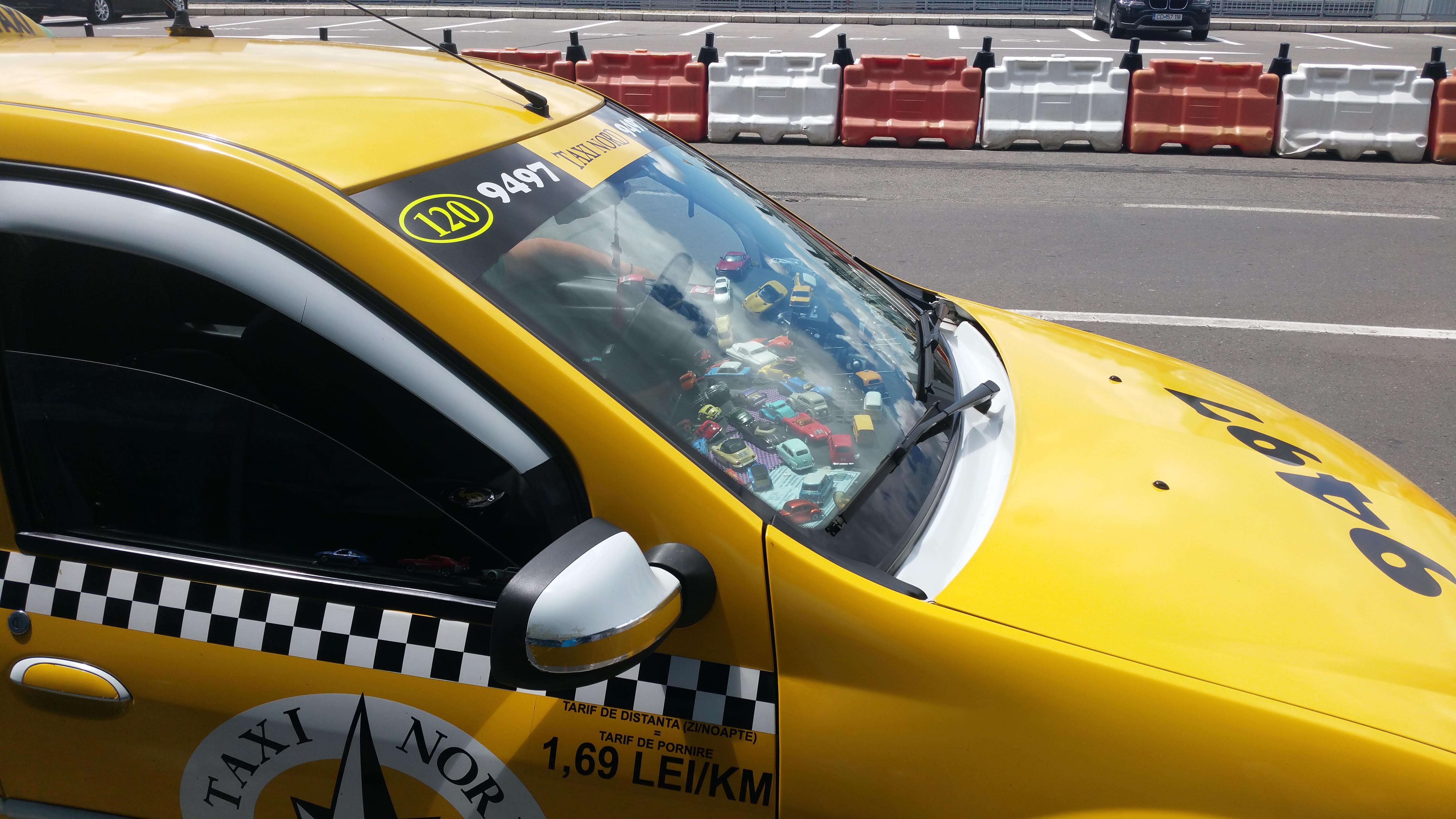 moda la taxi