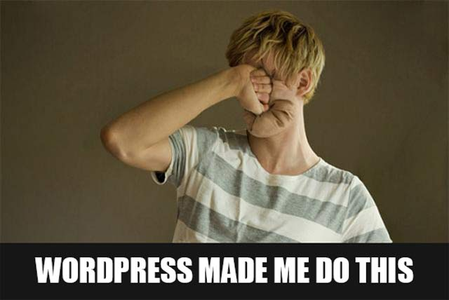 WORDPRESS-SUX