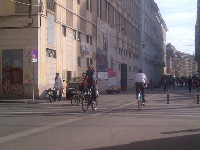 biciclist-pe-trecere-de-pietoni