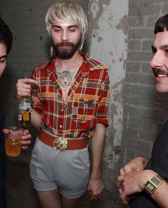 gay hipster fuck
