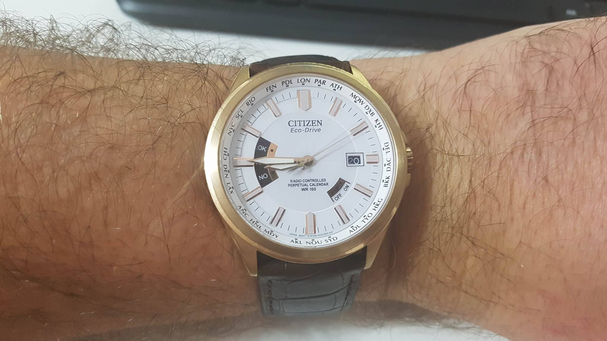 ceas citizen eco drive
