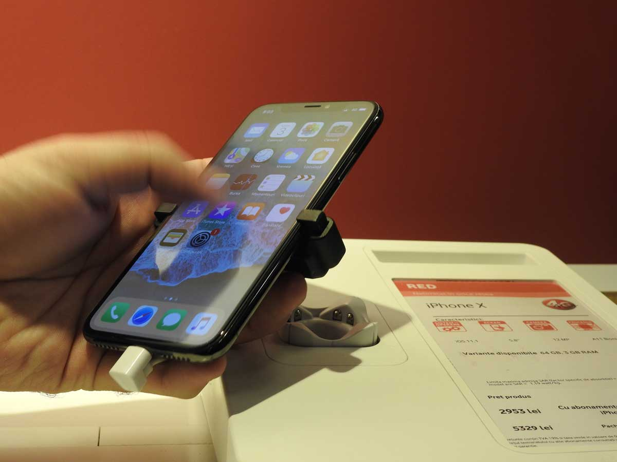 iphone x pret vodafone romania
