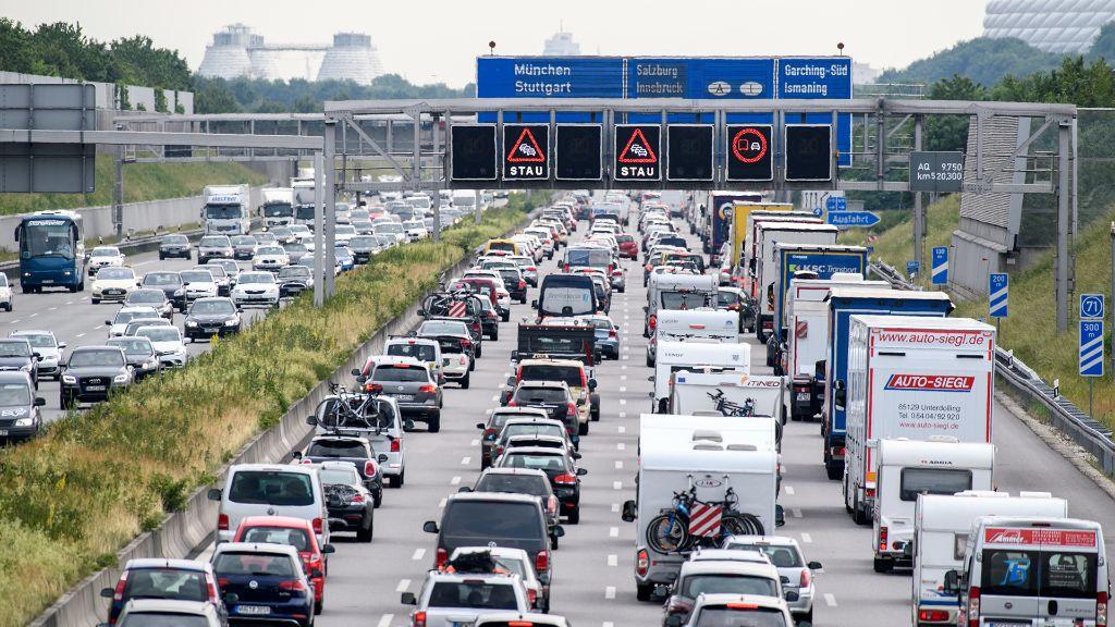 Drumul Spre Germania Impresii De Călătorie